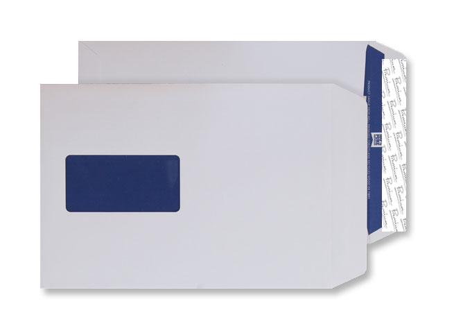 What is the true size of a C5 envelope?