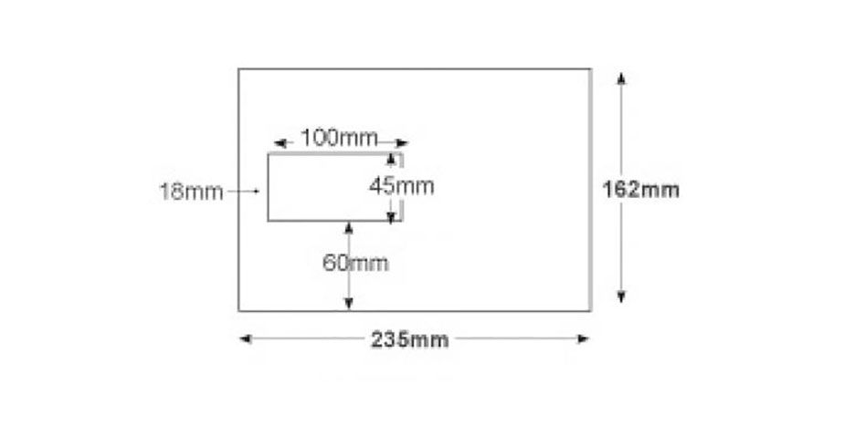 C5 envelope size idealstalist c5 envelope size colourmoves