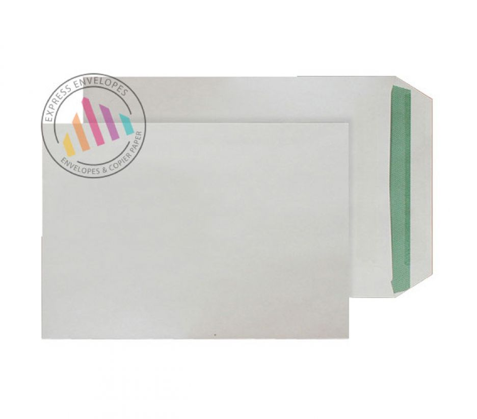 Recycled C5 -  Natural White Envelopes - 90gsm -  Non Window - Self Seal
