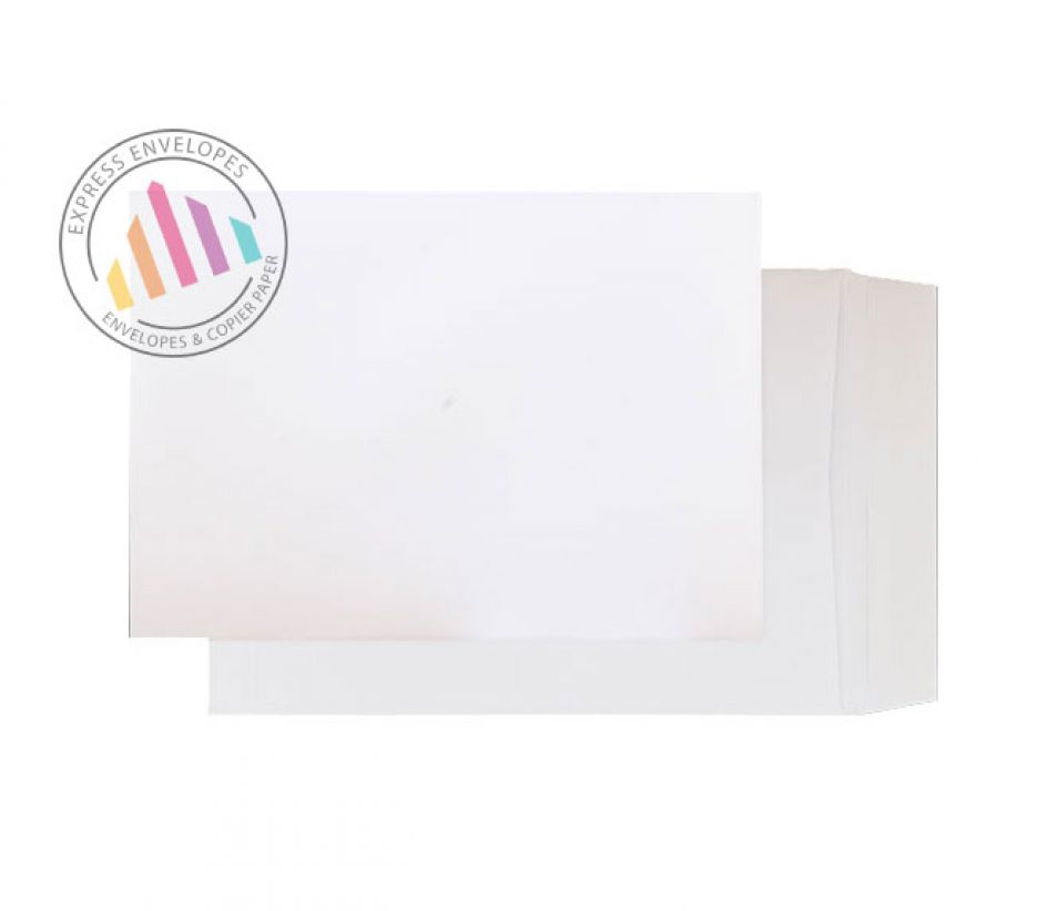 C5 - Ultra White Optima Card Envelopes - 210gsm - Peel and Seal