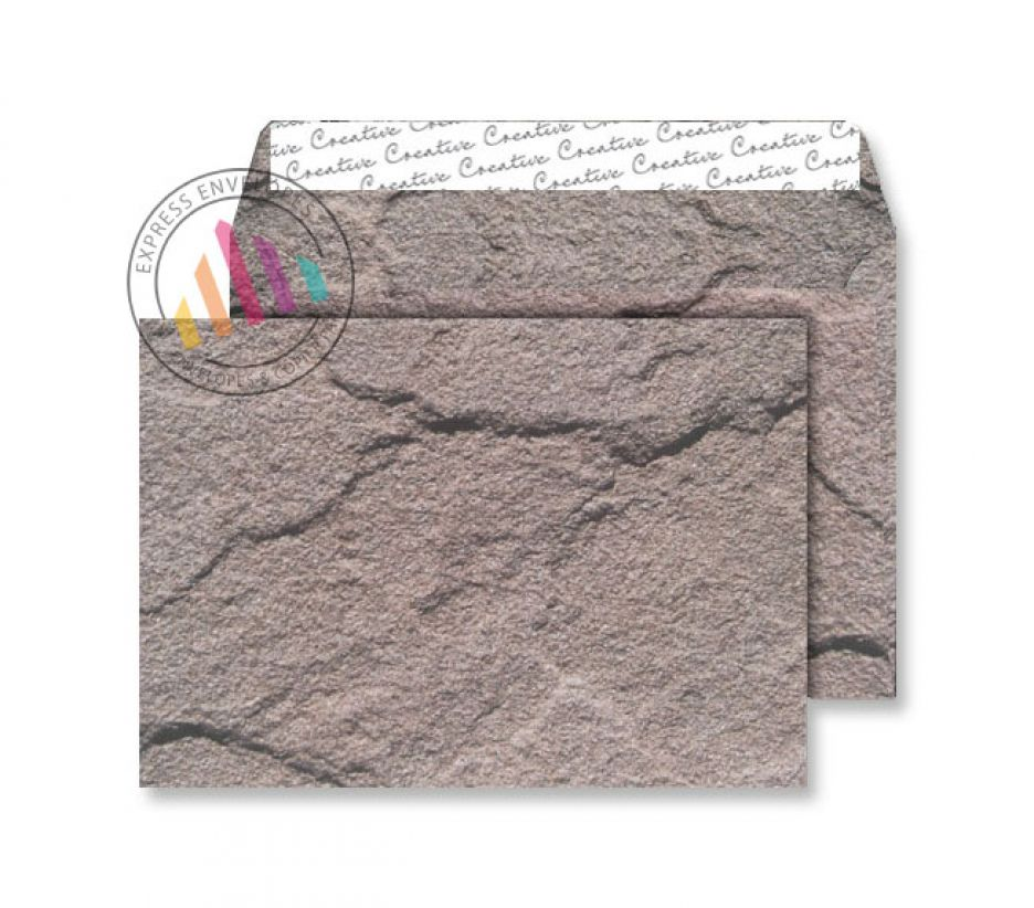 C5 - Dartmoor Granite Finish Envelopes - 135gsm - Non Window - Peel & Seal