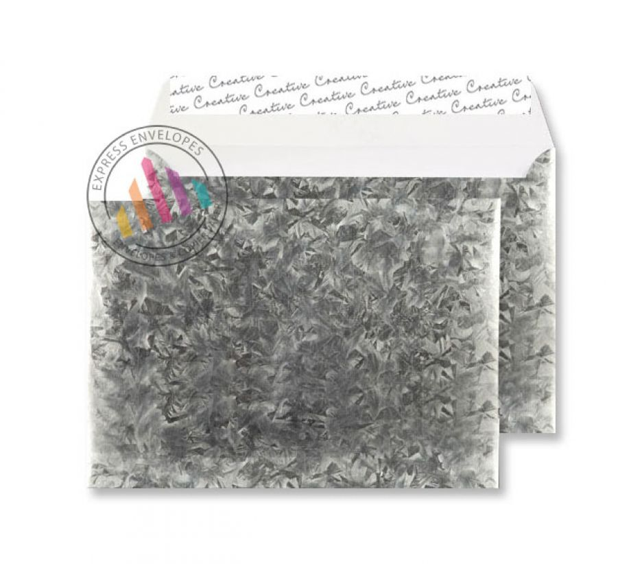 C5 - Galvanized Steel Envelopes - 140gsm - Non Window - Peel & Seal