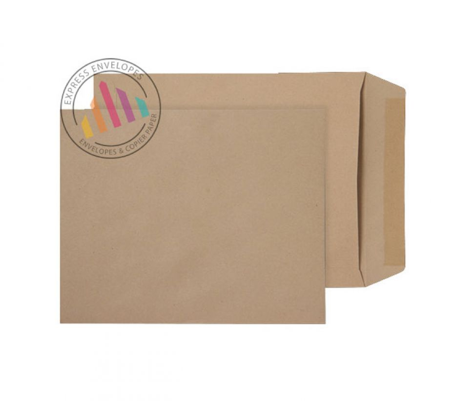 305 x 250 -  Manilla Commercial Envelopes - 115gsm - Non Window - Gummed