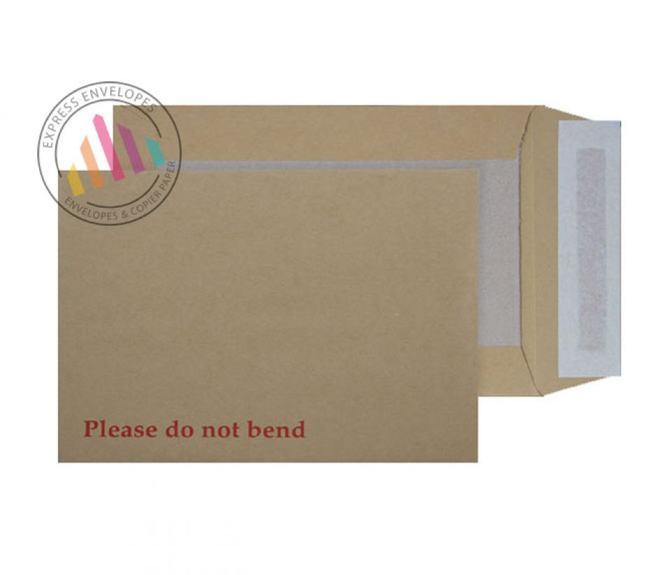 C5 - Manilla Board Back Envelopes - 120gsm - Non Window - Peel and Seal
