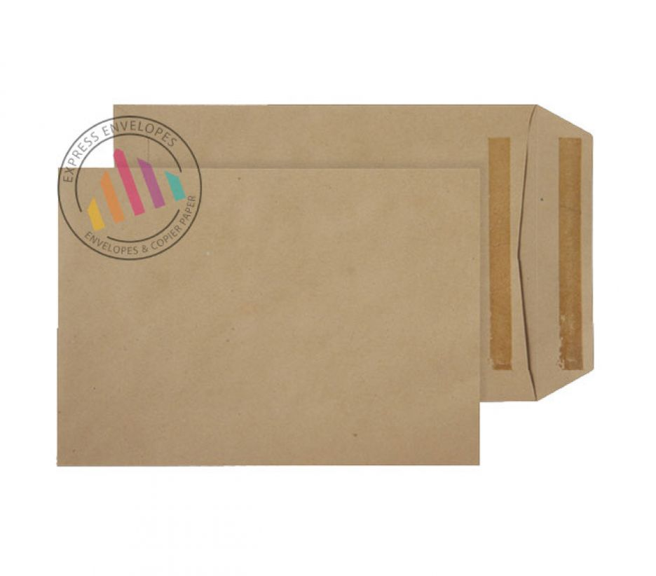 C5 manilla commercial envelopes 115gsm self seal pocket for Window envelopes