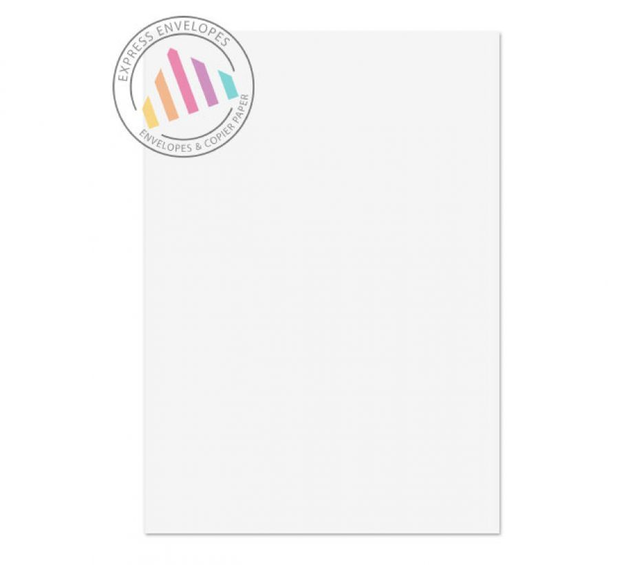A4 - Ice White Wove Paper - 120gsm