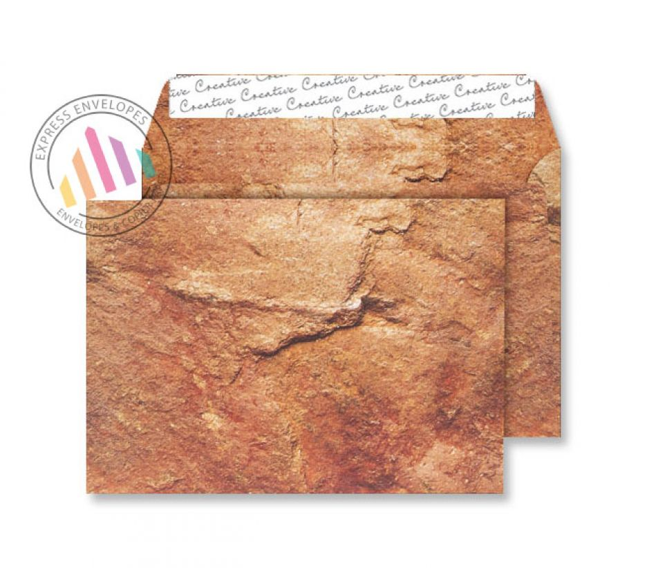 C5 - Yorkshire Sandstone Envelopes - 135gsm - Non Window - Peel and Seal