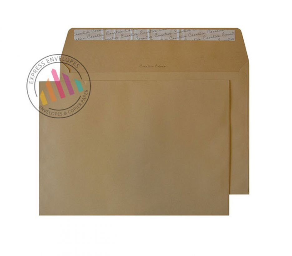 C5 - Biscuit Beige Envelopes - 120gsm - Non Window - Peel and Seal