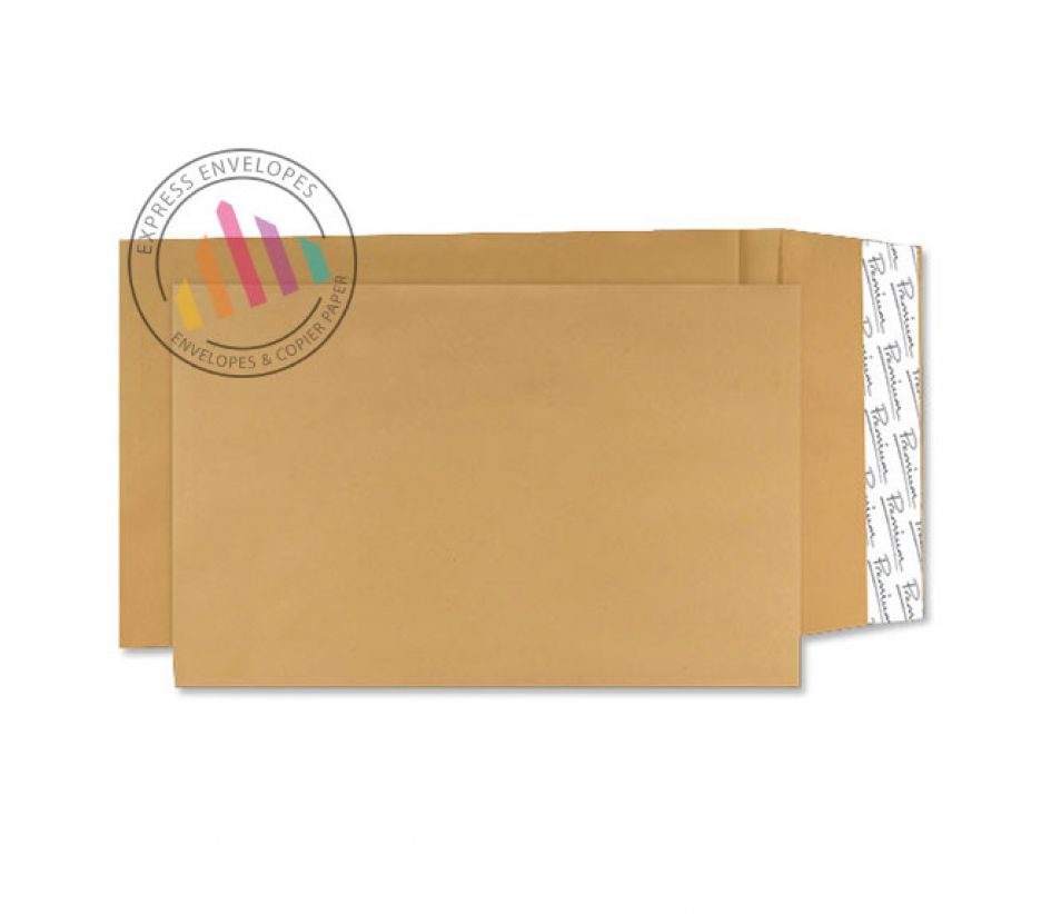 C5 - Cream Manilla Envelopes - 120gsm - Non Window - Peel and Seal