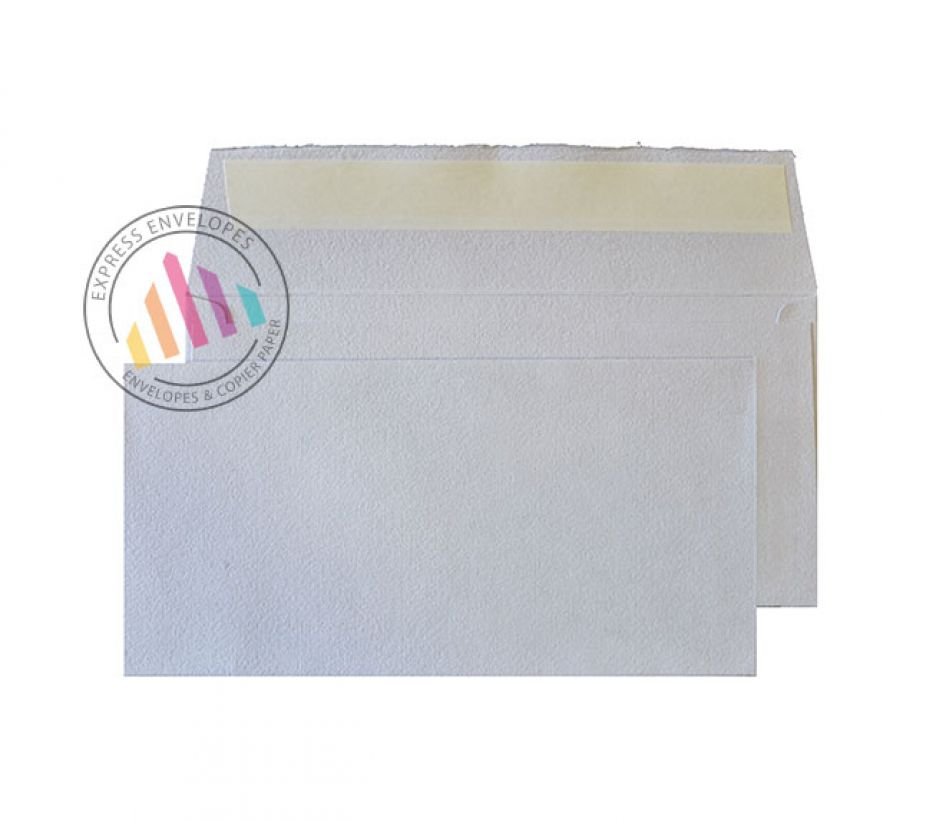 DL - Soft Grey Envelopes - 180gsm - Non Window - Peel and Seal