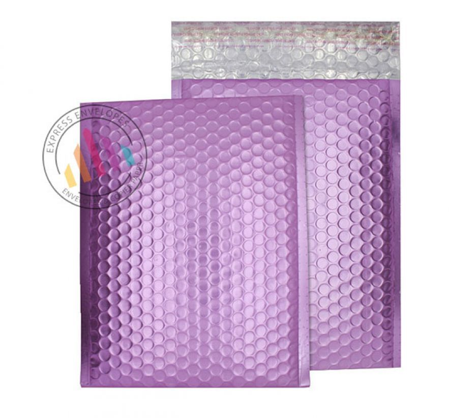 C4 - Candy Pink Padded Bubble Envelopes - Peel and Seal