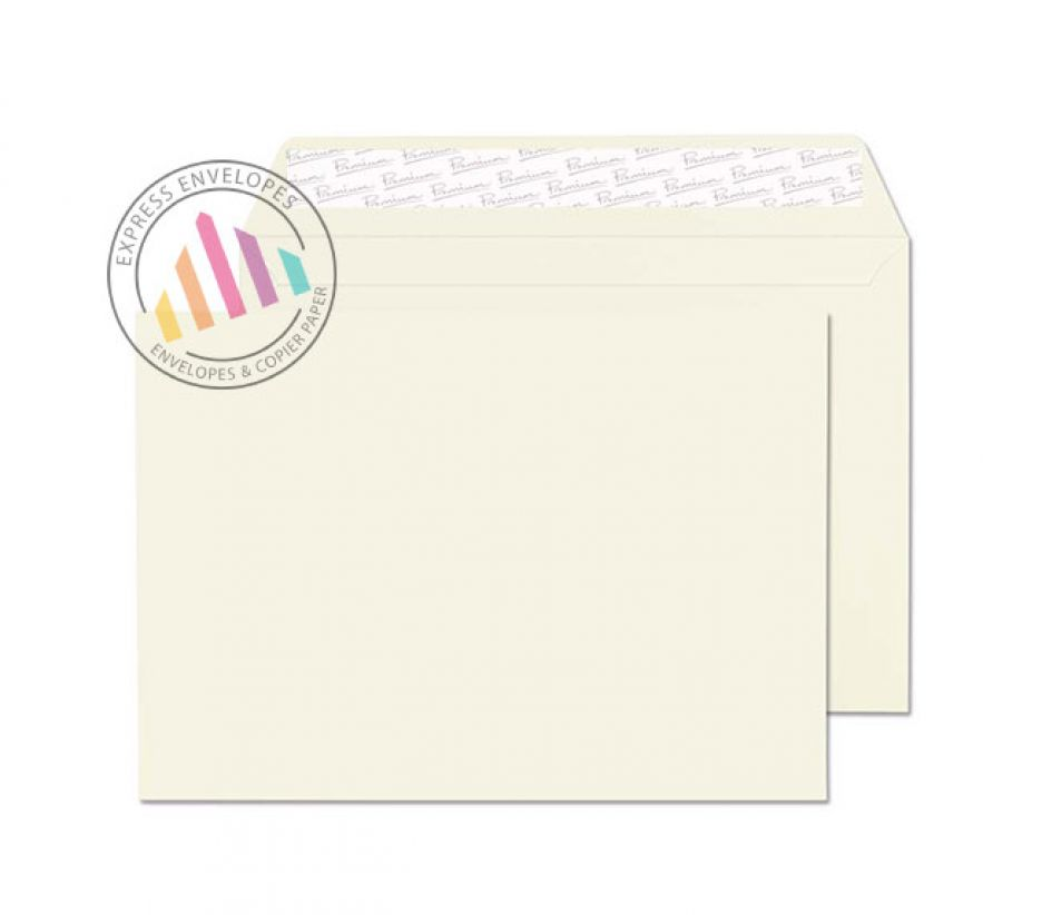 C5 - Oyster Wove Envelopes - 120gsm - Non Window - Peel and Seal