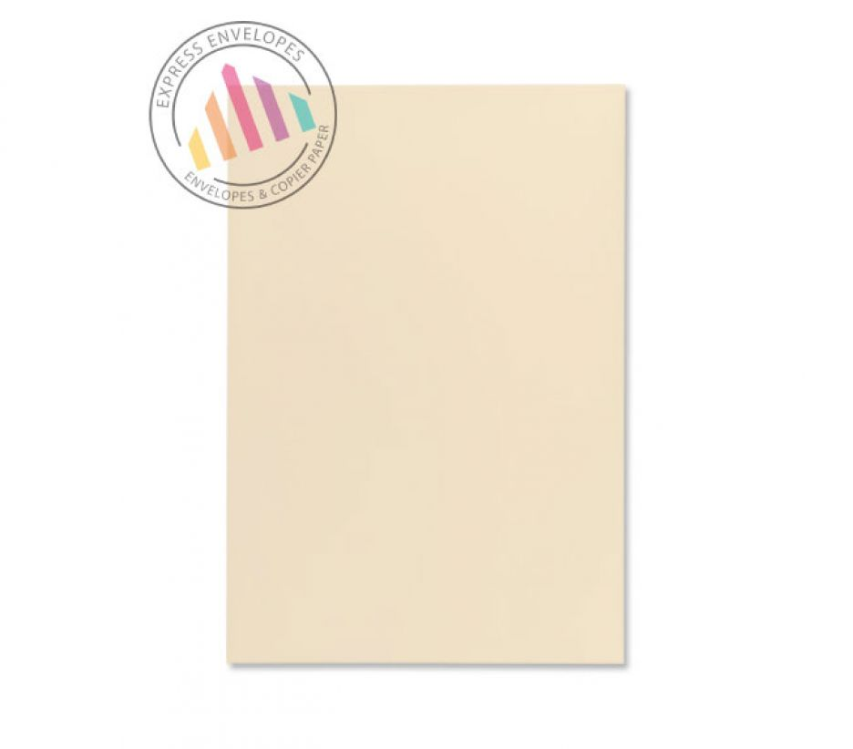 A4 - Premium Business Cream Wove Paper - 120gsm