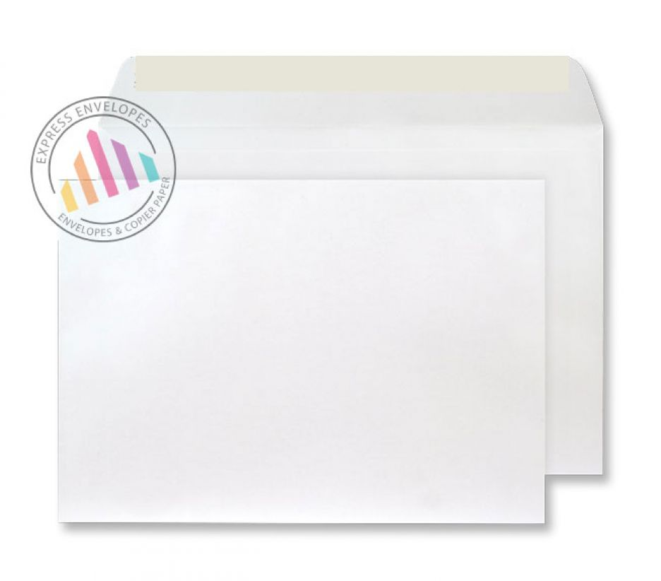 C5 - Pearl Ivory Envelopes - 120gsm - Non Window - Peel and Seal