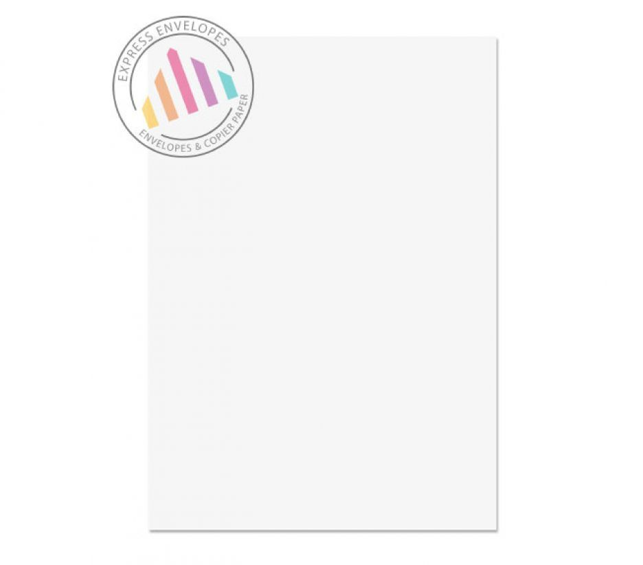 450×640mm - Premium Business Diamond White Smooth Paper - 120gsm