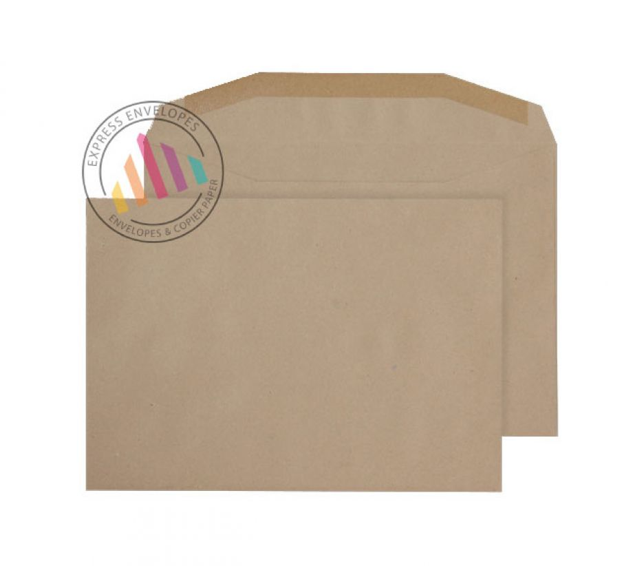 C5 - Manilla Mailing Envelopes - 80gsm - Non Window - Gummed