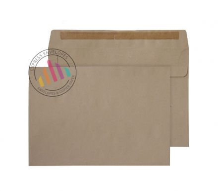 C5  - Manilla Commercial Envelopes - 90gsm - Non Window - Self Seal