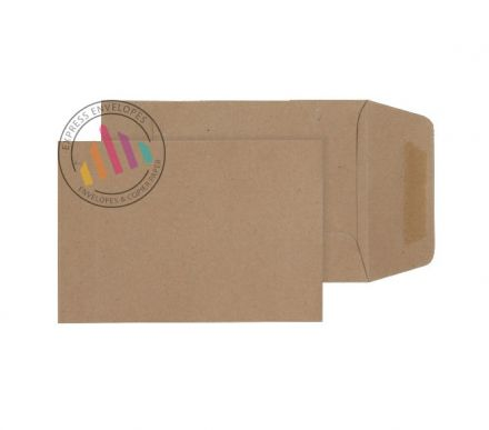 98 x 67mm - Manilla Dinner Money Envelope - 80gsm - Non Window - Gummed
