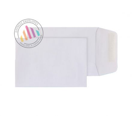 98 x 67mm - White Dinner Money Envelopes - 80gsm - Non Window - Gummed