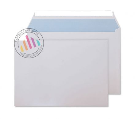 C6 - Ultra White Commercial Envelopes - 120gsm - Non Window - Peel & Seal