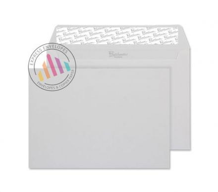 C6 - Diamond White Laid Envelopes - 120gsm - Non Window - Peel & Seal