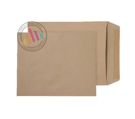 270 x 216 - Manilla Commercial  Envelopes - 120gsm - Non Window - Gummed