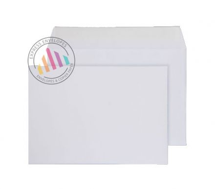 Undersized C5 - White Commercial Envelopes - 100gsm - Non Window - Peel & Seal