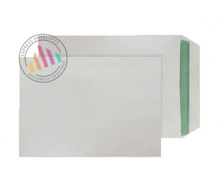 C5 - Natural White Recycled Envelopes - 90gsm -  Non Window - Self Seal