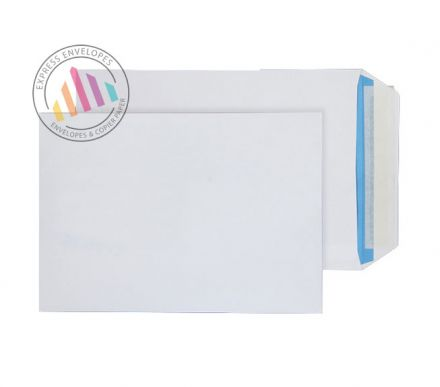 C5 - White Superior Commercial Envelopes - 110gsm -  Non Window - Peel & Seal