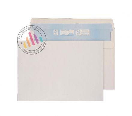 C5 - White Mailing Envelopes - 90gsm - Non Window - Self Seal