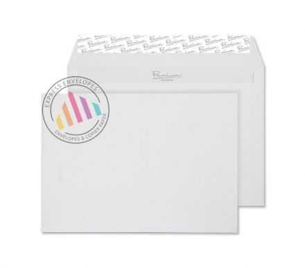 C5 - High White Wove Envelopes - 120gsm - Non Window - Peel & Seal