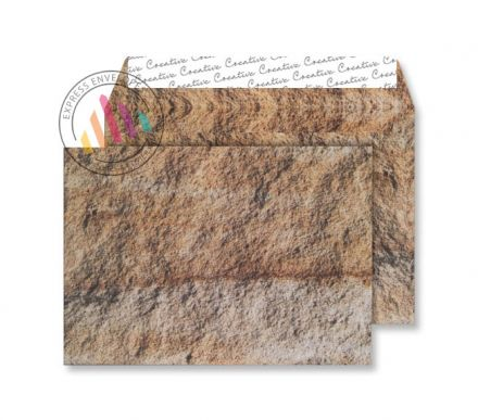 C5 - Jurassic Limestone Finish Envelopes - 135gsm - Non Window - Peel & Seal