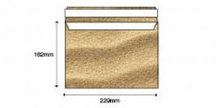 C5 - Sahara Sand Envelopes - 135gsm - Non Window - Peel & Seal - image 2