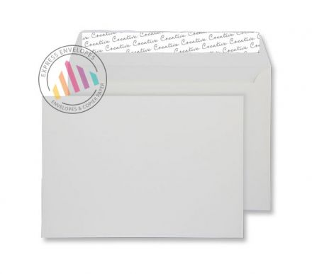 C5 - Pure White Envelopes - 145gsm - Non Window - Peel & Seal