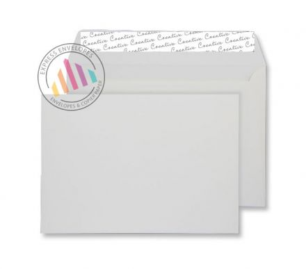 C5 - Ivory Felt Effect Envelopes - 145gsm - Non Window - Peel & Seal