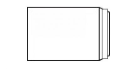 305×229mm - White Commercial Envelopes - 100gsm - Non Window - Peel and Seal - image 2