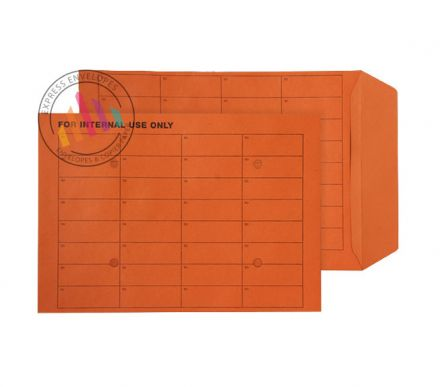 C4 - Recycled Internal Mail Envelopes - 120gsm - Non Window - Ungummed