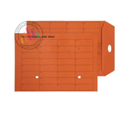 C4 - Internal Mail Envelopes - 120gsm - Non Window - Resealable