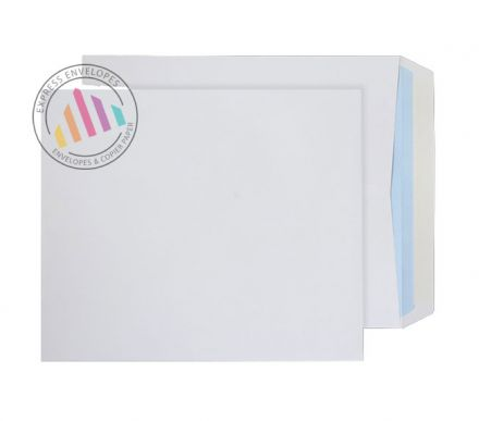 330 x 279mm - White Commercial Envelopes - 100gsm - Non Window - Peel & Seal