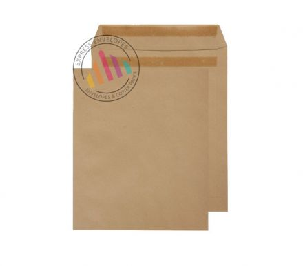 305 x 250 -  Manilla Commercial Envelopes - 115gsm - Non Window - Self Seal