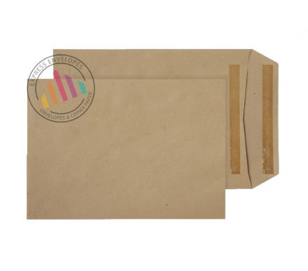 C5  - Manilla Commercial  Envelopes - 115gsm - Non Window - Self Seal