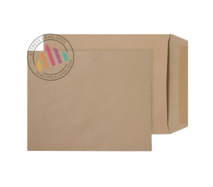 305 x 250 -  Manilla Commercial Envelopes - 90gsm - Non Window - Gummed