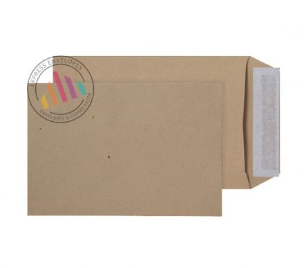 190 x 127 -  Manilla Commercial Envelopes - 115gsm - Non Window - Peel & Seal