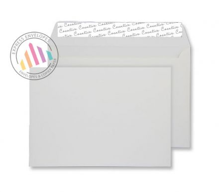 C5 - Pure White Envelopes - 140gsm - Non Window - Peel and Seal