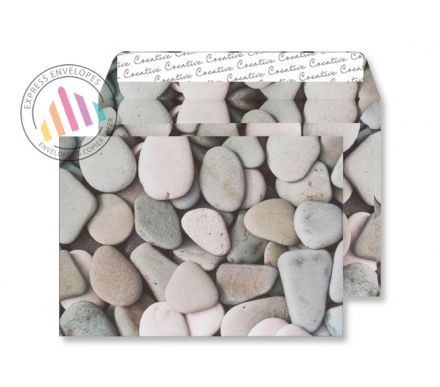 C5 - Purbeck Pebble Envelopes - 135gsm - Non Window - Peel and Seal