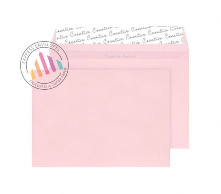 C5 - Baby Pink Envelopes - 120gsm - Non Window - Peel and Seal