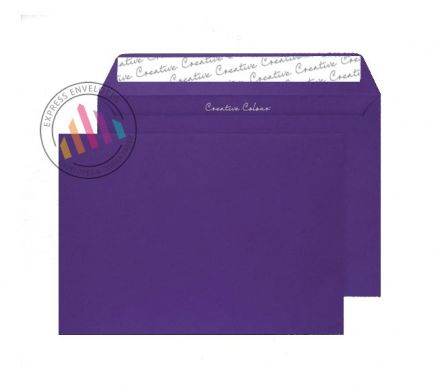 C5 - Blackcurrant Envelopes - 120gsm - Non Window - Peel and Seal