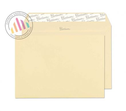 C5 - Vellum Wove Envelopes - 120gsm - Non Window - Peel and Seal