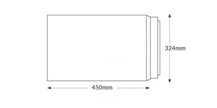 C3 - White Commercial Envelopes - 120gsm - Non Window - Peel & Seal - image 2