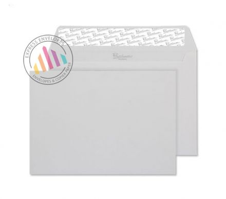 C6 - Diamond White Laid Envelopes - 120gsm - Non Window - Peel and Seal